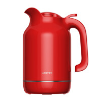德国保温壶家用瓶玻璃内胆大容量保温暖水壶家用开热水瓶大号1.5L