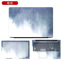 戴尔笔记本保护套电脑贴纸游匣7557 5576 7559外壳保护膜燃7000 3代54885480
