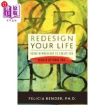 【中商海外直订】Redesign Your Life: Using Numerology to Create the