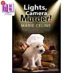 【中商海外直订】Lights Camera Murder!: A TV Pet Chef Mystery Set in