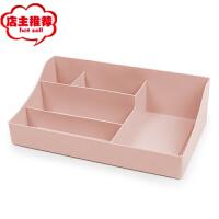 桌面收纳盒抽屉式创意塑料办公桌面整理箱床头柜杂物化妆品收纳盒