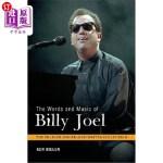 【中商海外直订】The Words and Music of Billy Joel
