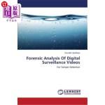 【中商海外直订】Forensic Analysis of Digital Surveillance Videos