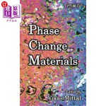 【中商海外直订】Phase Change Materials