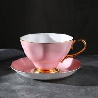 陶瓷咖啡杯套装家用花茶英式下午茶杯碟套具欧式小茶具