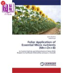 【中商海外直订】Foliar Application of Essential Micro Nutrients (MN