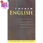 【中商海外直订】Plain English
