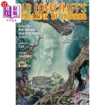 【中商海外直订】H.P. Lovecraft's Magazine of Horror #2: Book Editio