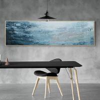 北欧沙发背景墙挂画客厅装饰画玄关床头简约现代抽象卧室餐厅壁画 70*100cm(适合4m以上沙发墙面搭配) 默认