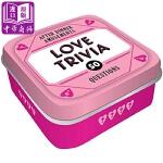 【中商原版】餐后游戏:50个互动问题(情侣向)英文原版 After Dinner Amusements: Love T