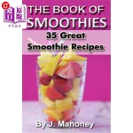 【中商海外直订】The Book of Smoothies