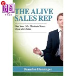 【中商海外直订】The Alive Sales Rep