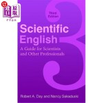【中商海外直订】Scientific English: A Guide for Scientists and Othe