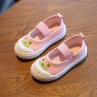 2019夏季新款儿童运动鞋男童跑步鞋女童透气网鞋防滑小白鞋童鞋潮