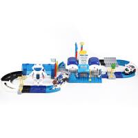 电动带轨道男孩子益智玩具生日礼物宝宝儿童拖马斯小火车玩具套装