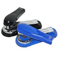 办公用品 得力旋转型订书机 多功能订书器 钉书机 0333