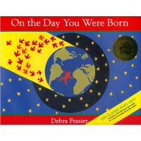 On the Day You Were Born 你出生的那天(精装 附CD)ISBN 9780547790459