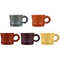 紫砂品茗杯小单杯全手工茶碗普洱个人杯主人杯功夫茶杯