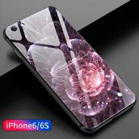 苹果6splus手机壳6潮男玻璃防摔套iphone6plus女款全包6s六创意SP