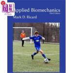 【中商海外直订】Applied Biomechanics 3rd Ed