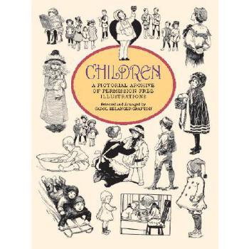 【预订】Children  A Pictorial Archive 预订商品,需要1-3个月发货,非质量问题不接受退换货。