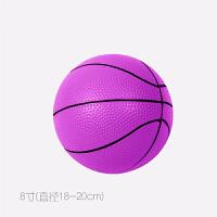 小孩玩的皮球 宝宝小皮球儿童篮球玩具儿童皮球拍拍球幼儿园专用小篮球儿童球类