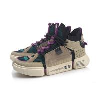 中国李宁LINING悟道2ACE纽约时装周休闲鞋潮袜子鞋篮球文化鞋男AGBN069