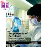 【中商海外直订】Encyclopedia of Petroleum: Biotechnology and Its En