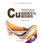 铜的再生与循环利用 王成彦 王忠 中南大学出版社有限责任公司