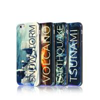 [礼品卡]Remax 新款iphone6/6s手机壳硅胶保护套 浮雕彩绘 硅胶软壳 包邮 Remax/睿量