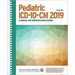 【预订】Pediatric ICD-10-CM 2019 9781610022019
