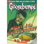 Night of The Living Dummy (Classic Goosebumps #01) 鸡皮疙瘩-活偶人之夜