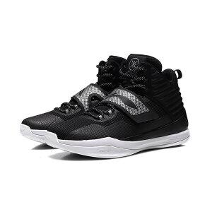 李宁LINING男鞋篮球鞋封锁高帮专业比赛运动鞋ABAN065-1