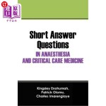 【中商海外直订】Short Answer Questions In Anaesthesia And Critical