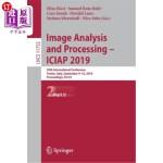 【中商海外直订】Image Analysis and Processing - Iciap 2019: 20th In