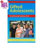 【中商海外直订】Gifted Adolescents