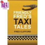 【中商海外直订】Friendly Fred's Taxi Tales