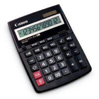 佳能 canon ws-2222h 计算器 ws2222h 大号台式 12位数 太阳能