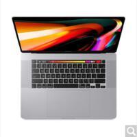 Apple 2019新品 MacBook Pro 16【带触控栏】九代八核i9 16G 1TB 银色 笔记本电脑 轻薄