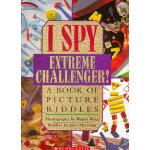 I Spy: Extreme Challenger 视觉大发现:终极挑战 9780439199001