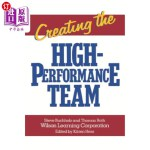 【中商海外直订】Creating the High Performance Team