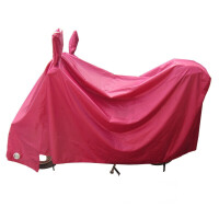 摩托车遮雨罩 电瓶车踏板摩托车电动车车衣车罩车套遮雨防尘防雪防雨罩加大加厚 X