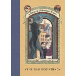 A Series of Unfortunate Events #1: The Bad Beginning 雷蒙·斯尼奇的不幸历险系列1