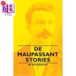 【中商海外直订】de Maupassant Stories