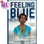 【中商海外直订】Feeling Blue