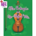 【中商海外直订】Miss Crabapple and Her Magical Violin