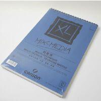 康颂CANSON XL 创意簿 16K 300g/25页 丙烯/水彩/色粉/素描本