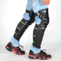 电动车摩托车护膝保暖电瓶车骑车防风寒水护腿挡风加厚加绒冬男女