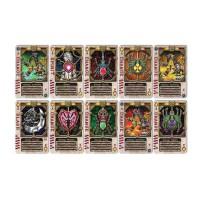 假面骑士剑卡片 扑克变身卡 动漫卡通周边 蒙面超人剑 特殊卡 全套 儿童玩具