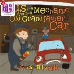 【中商海外直订】Gus the Mechanic and the Old Grandfather Car